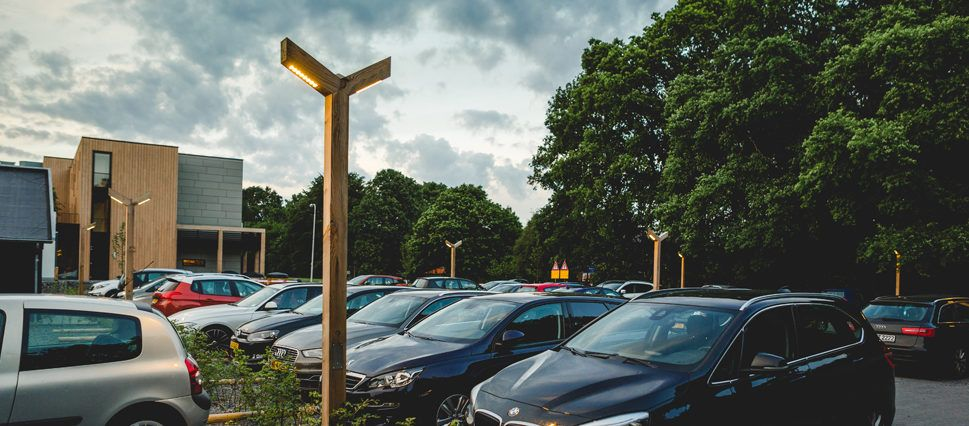 hotel parkeetplaats